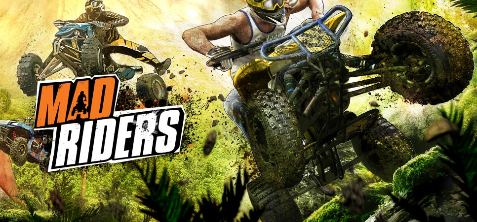 Mad riders game cracked